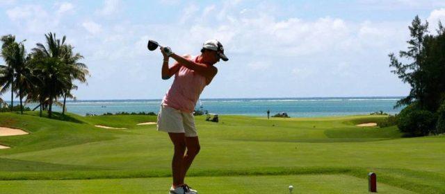 C'est souvent pendant les vacances que l'on découvre le golf
